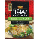 Thai Kitchen TK Lemongrass & Chili Inst Noodle Instant Rice Noodle Soups 1.6 Oz Bag (Pack of 12)