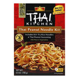 Thai Kitchen Gluten Free Rice Noodle Meal Kits Peanut Stir Fry, 5.5 OZ (Pack of 12)