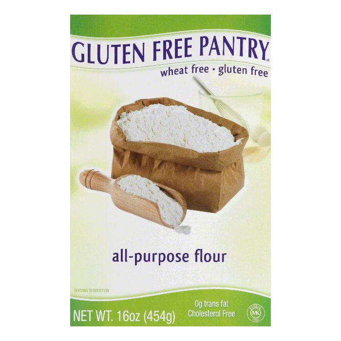 Gluten Free Pantry Gluten Free Beth's All Purpose Baking Flour, 16 OZ (Pack of 6)