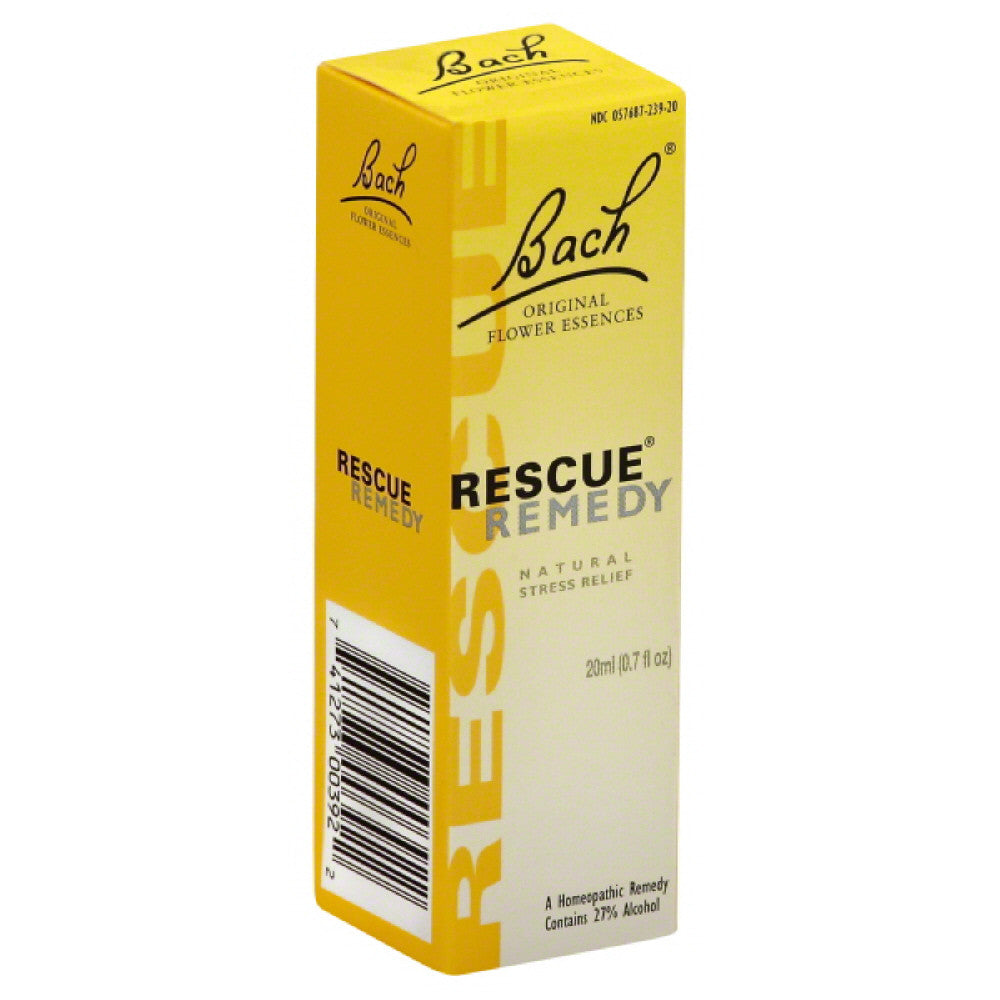 Bach Rescue Remedy, 20 Ml