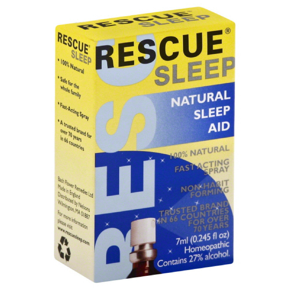 Rescue Natural Sleep Aid, 7 Ml