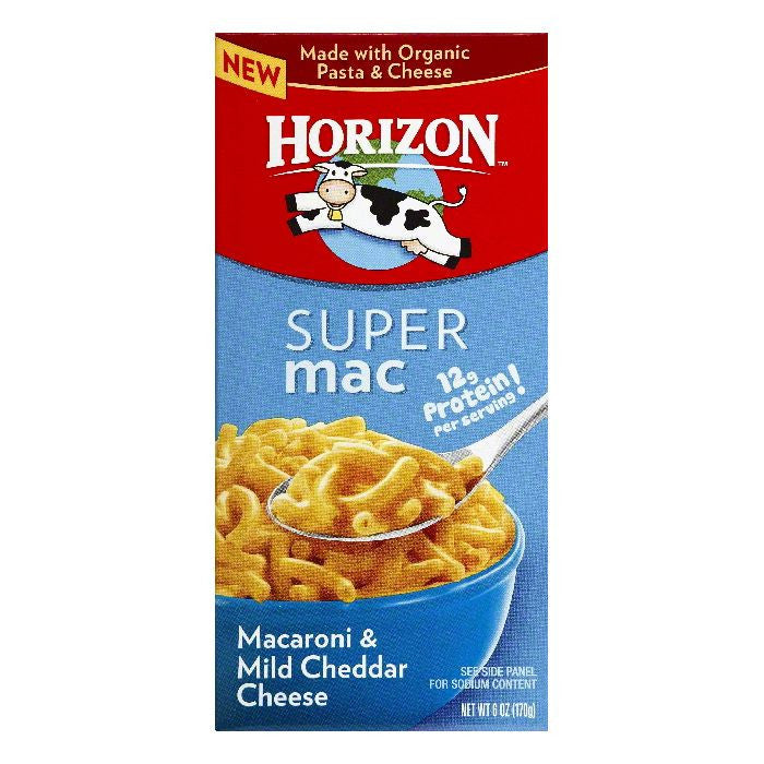 Horizon Super Mac, 6 OZ (Pack of 12)