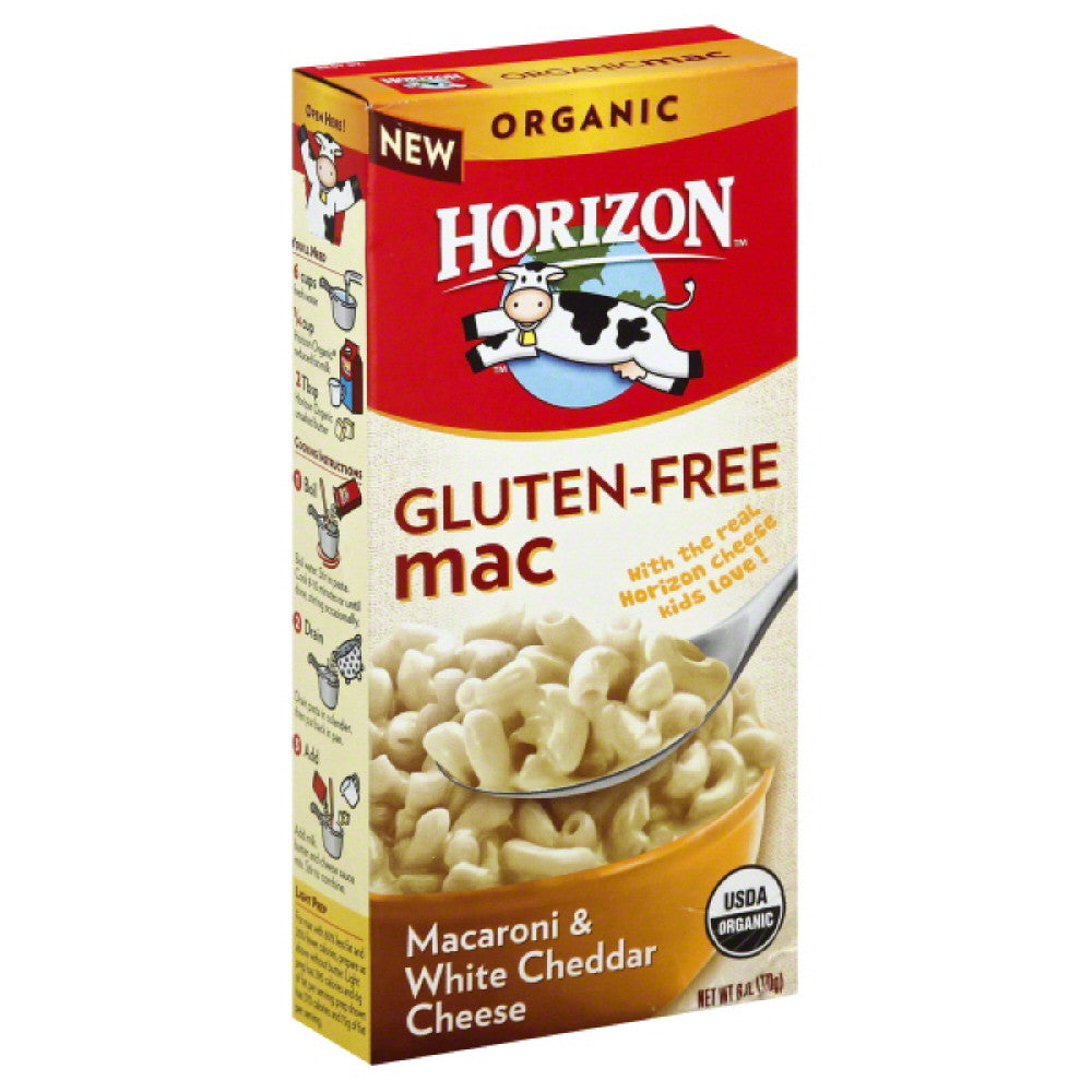 Horizon Gluten-Free Mac, 6 Oz (Pack of 12)