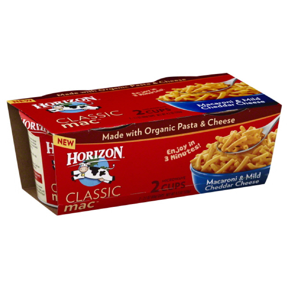 Horizon Classic Mac, 4.2 Oz (Pack of 6)