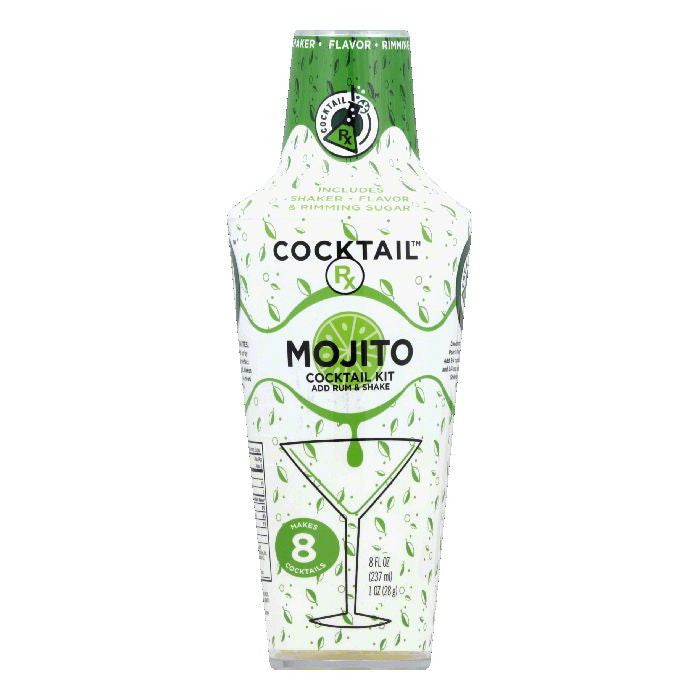 Cocktail Rx Mojito Cocktail Kit, 9 Oz (Pack of 6)