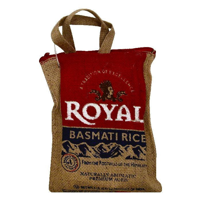 Royal Basmati Rice, 2 lb (Pack of 6)