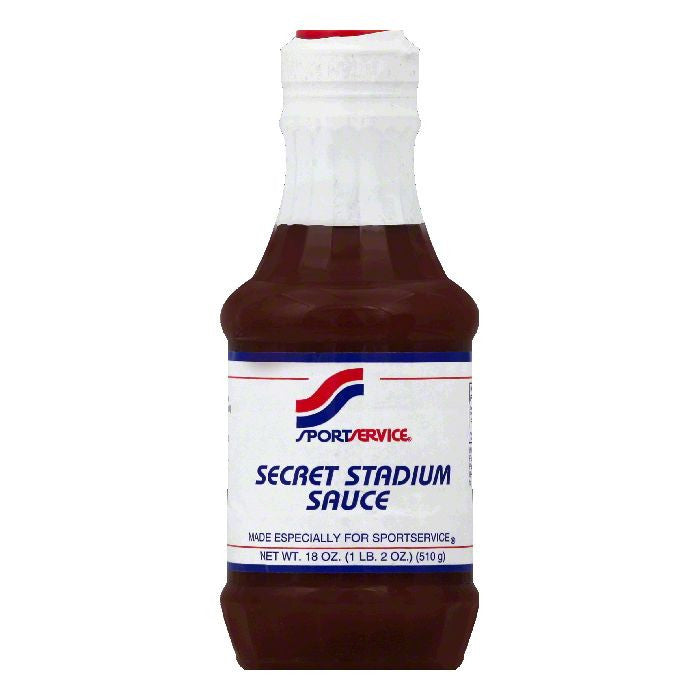 SportService Secret Stadium Sauce, 18 OZ (Pack of 12)
