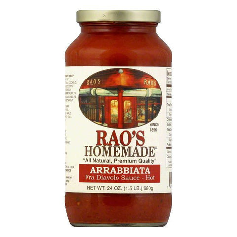 Rao's Arrabiatta Sauce, 24 OZ (Pack of 6)