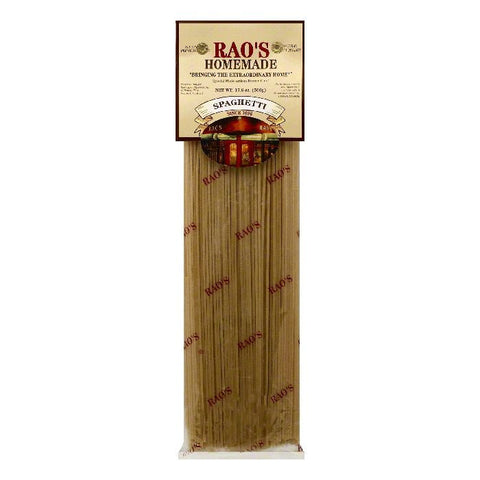 Raos Spaghetti, 17.6 OZ (Pack of 12)