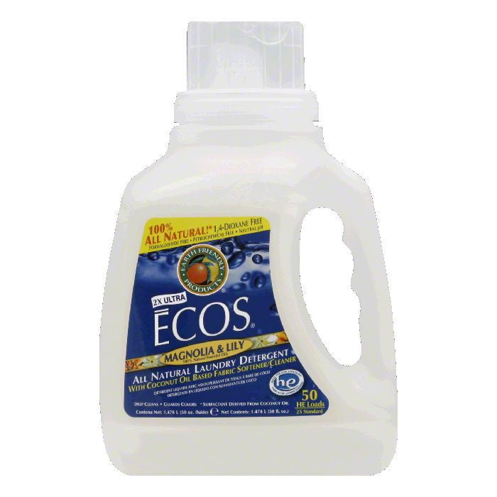 Earth Friendly Ecos, 50 OZ (Pack of 8)