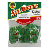 San Miguel Salt & Lemon Powder Candies, 1.5 Oz (Pack of 12)