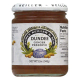 Keiller Dundee Ginger Preserve, 12 OZ (Pack of 6)