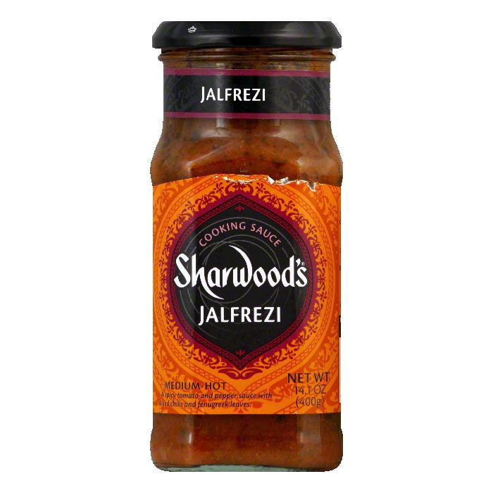 Sharwood Jaffrezi Cooking Sauce, 14.1 OZ (Pack of 6)
