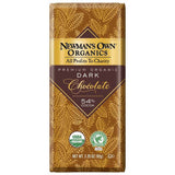 Newmans Own Organics 54% Cocoa Dark Chocolate, 3.25 OZ (Pack of 12)