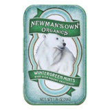 Newmans Own Organics Wintergreen Mints, 1.76 OZ (Pack of 6)