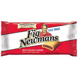 Newman's Own Organics Fat Free Fig Newman's, 10 OZ (Pack of 6)