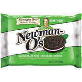 Newman-O's Hint-O- Mint Cookies, 13 OZ (Pack of 6)