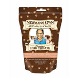 Newmans Own Salmon & Sweet Potato Premium Dog Treats, 10 OZ (Pack of 6)