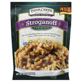 Bear Creek Stroganoff Pasta Mix, 8.6 Oz (Pack of 6)