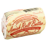 Minerva Dairy Unsalted Amish Roll Butter, 2 Lb (Pack of 6)
