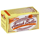 Minerva Dairy Amish Butter, 1 Lb (Pack of 18)