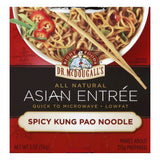 Dr. McDougall's Spicy Kung Pao Noodles Entrees, 2 OZ (Pack of 6)