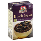 Dr McDougalls Black Bean All Natural Soup, 18.3 Oz (Pack of 6)