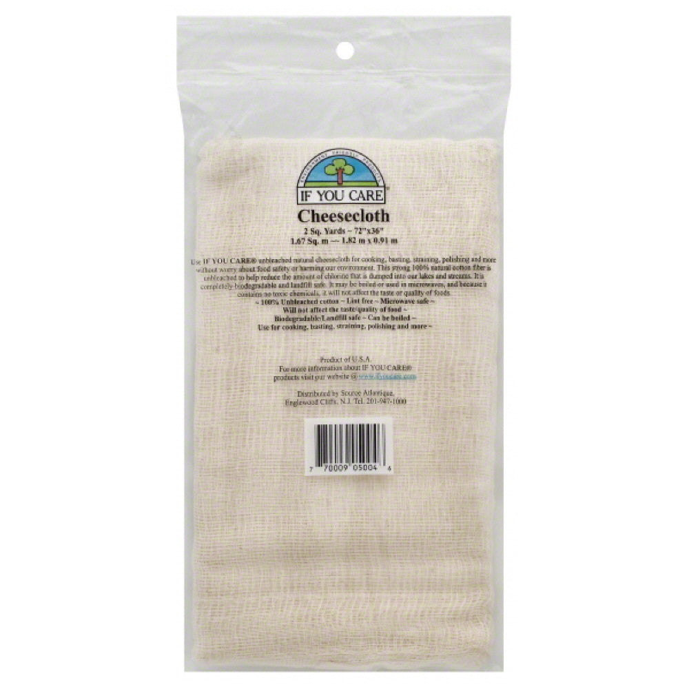 If You Care Cheesecloth, 1 Pc (Pack of 24)