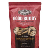 Castor & Pollux Peanut Butter Flavor Dog Cookies, 16 OZ (Pack of 8)
