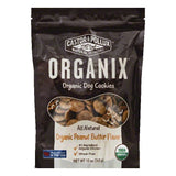Castor & Pollux Organic Peanut Butter Flavor Dog Cookies, 12 OZ (Pack of 8)