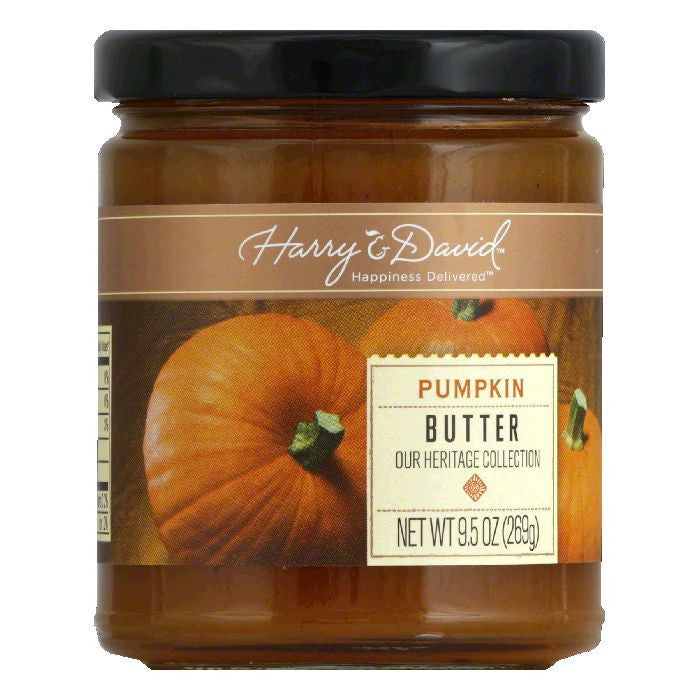 Harry & David Pumpkin Butter, 9.5 OZ (Pack of 6)