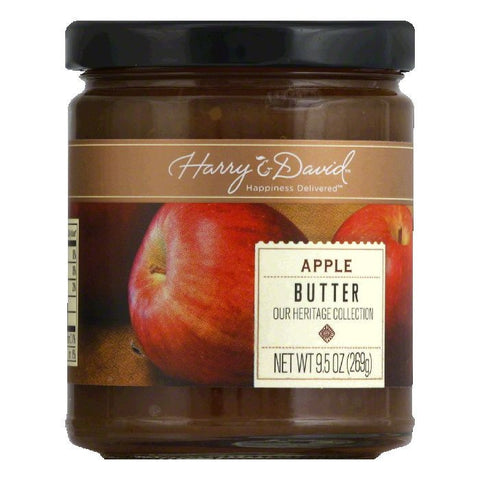 Harry & David Apple Butter, 9.5 OZ (Pack of 6)