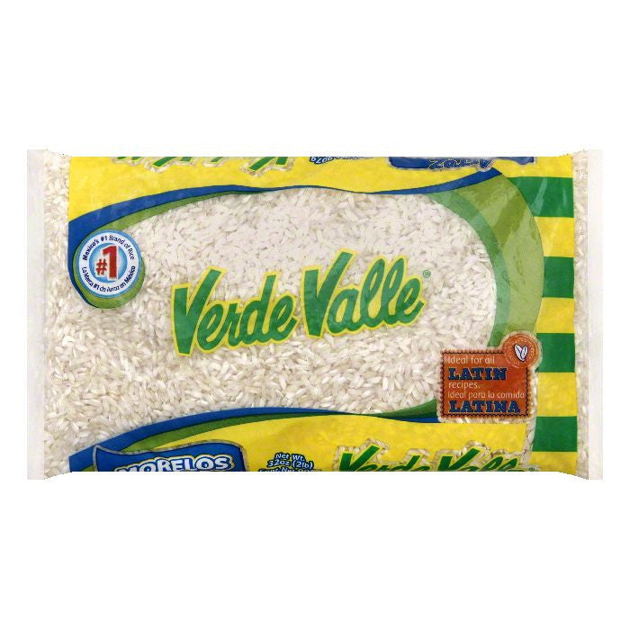 Verde Valle Morelos Rice, 32 OZ (Pack of 12)