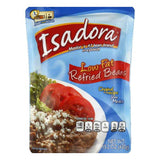 Isadora Low Fat Refried Beans, 15.2 Oz (Pack of 8)