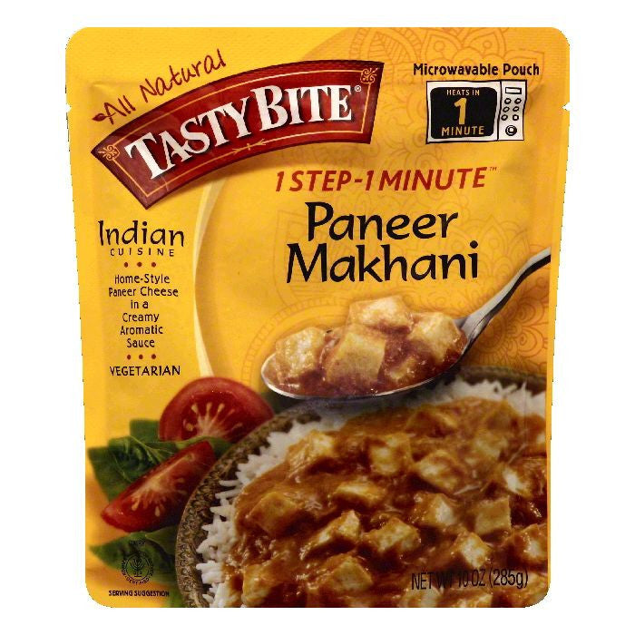 Tasty Bite Paneer Makhani, 10 OZ (Pack of 6)