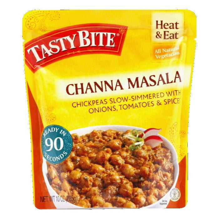 Tasty Bite Channa Masala, 10 OZ (Pack of 6)