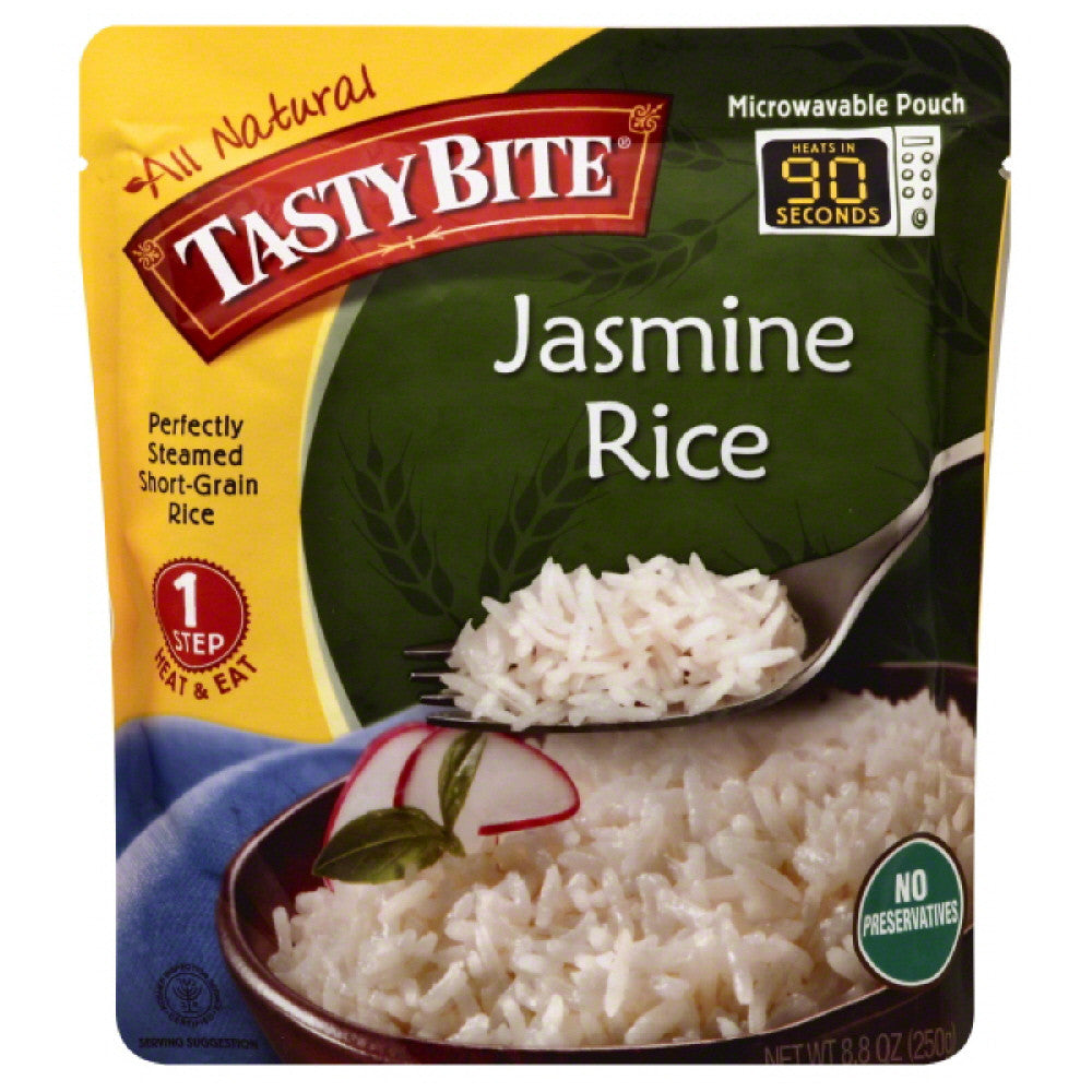 Tasty Bite Jasmine Rice, 8.8 Oz (Pack of 6)