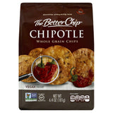 Better Chip Spicy Chipotle Whole Grain Chips, 6.4 Bg (Pack of 12)