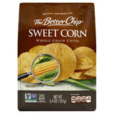 Better Chip Sweet Corn Whole Grain Chips, 6.4 Bg (Pack of 12)