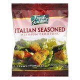 Fresh Gourmet Italian Seasoned Premium Croutons, 250 PC