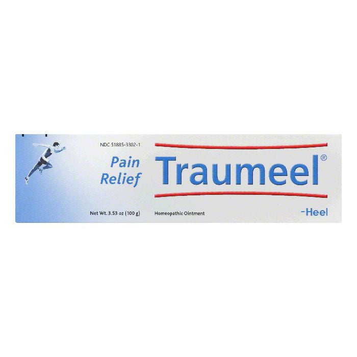 Traumeel Pain Relief, 100 GM