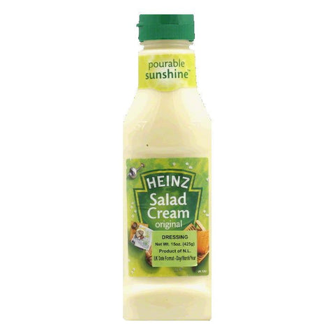 Heinz Salad Cream, 15 OZ (Pack of 6)