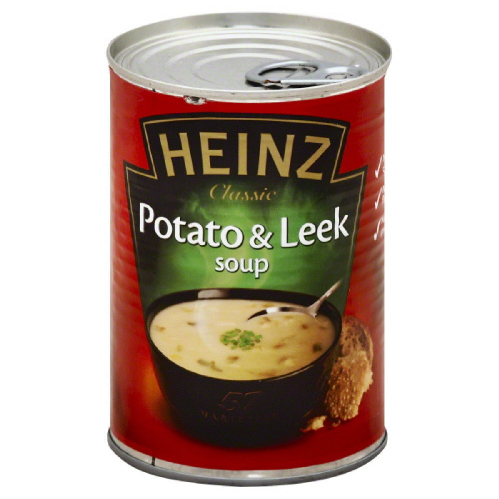 Heinz Potato & Leek Soup, 14.1 Oz (Pack of 12)
