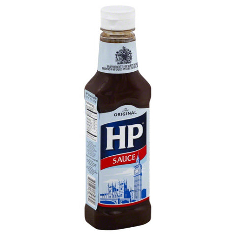 HP The Original Sauce, 15 Oz (Pack of 12)