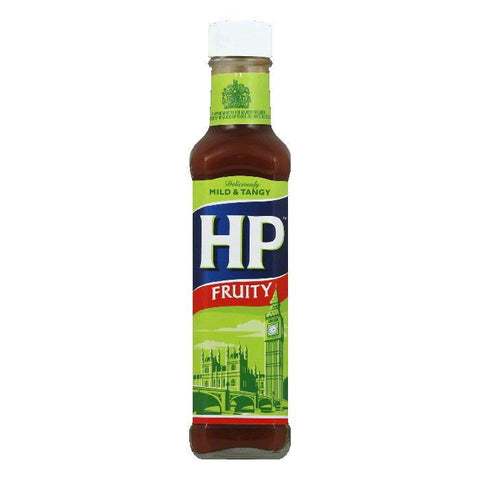 Homepride Brown Sauce Fruity Mild & Tangy, 9 OZ (Pack of 12)