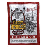 Daddy Hinkle's Hotter Than $700 Meat Marinade Mix, 1.5 OZ (Pack of 24)