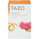 Tazo Passion Herbal Tea 20 ct.  (Pack of 6)