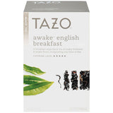 Tazo Awake English Breakfast Black Tea 20 ct.  (Pack of 6)