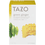 Tazo Green Ginger Green Tea 20 ct.  (Pack of 6)