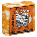 Natural Valley Colby-Jack Goat Cheese, 8 Oz (Pack of 12)